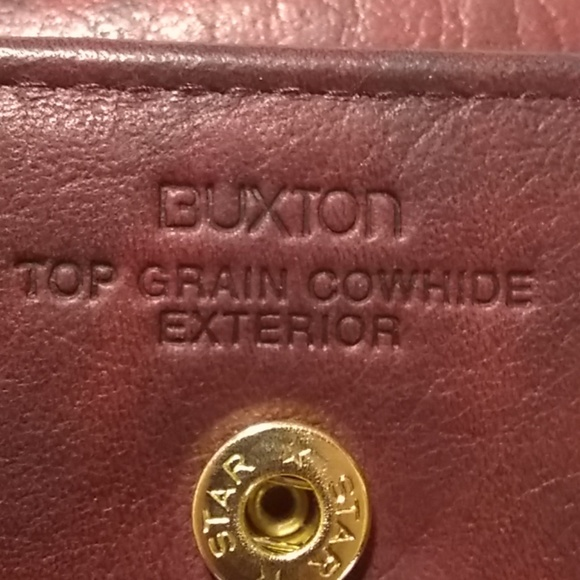Buxton Handbags - Buxton Heiress wallet